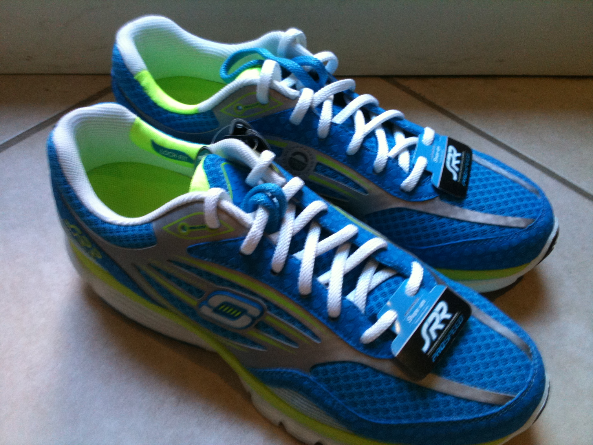 Skechers Prospeed Running Shoe Review | fairweatherrunner